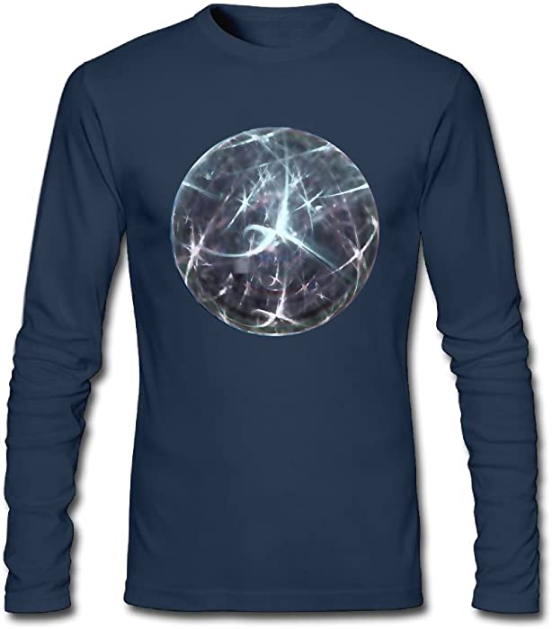 d4927a13e Higgs Boson Psychedelic Mens Sport Tee Crew Neck Long Sleeve T-Shirt ...