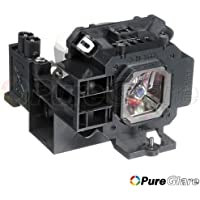 Pureglare Lamp NP07LP for NEC NP400, NP500, NP500W, NP600