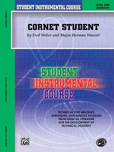 Student Instrumental Course Cornet Student: Level