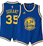 Kevin Durant Golden State Warriors onesies (24 Months)