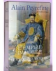 L'EMPIRE IMMOBILE OU LE CHOC DES MONDES (BR)