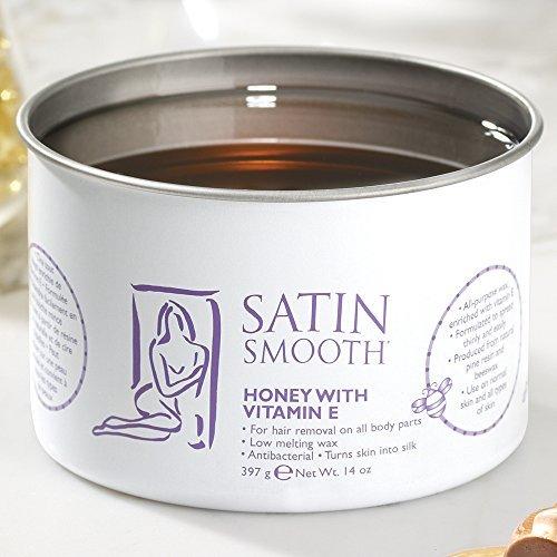 SATIN SMOOTH Honey Wax ()