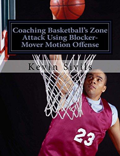Coaching Basketball's Zone Attack Using