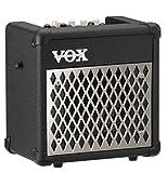 "Vox MINI5R Battery Powered Amplifier with Rhythm, 5W, 1 x 6.5"", Black"