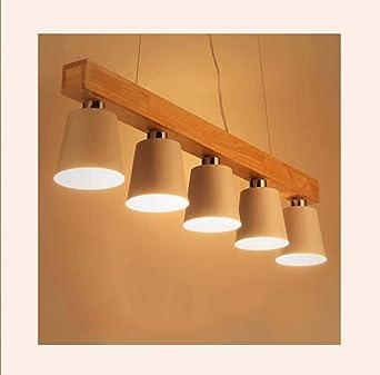 Modern Deckenlampe Pendelleuchte Vintage Abgehangte Deckenleuchte