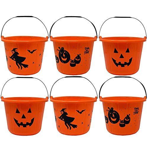 Pumpkin Buckets
