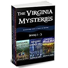 The Virginia Mysteries Collection: Books 1-3 | Livre audio Auteur(s) : Steven K. Smith Narrateur(s) : Tom McElroy