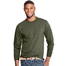 Hanes Men`s X-Temp Long-Sleeve T-Shirt