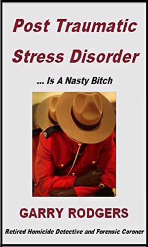 Traumatic Stress Disorder Nasty Bitch ebook product image