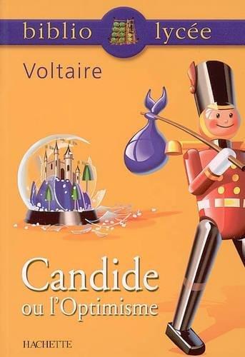 Bibliolycee Candide ou l'Optimisme (Dans La Meme Collection) (French Edition)
