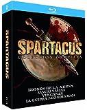 Pack Spartacus: Dioses De La Arena + Sangre Y Arena + Venganza + La Guerra De Los Condenados [Blu-ray]