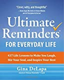 img - for Ultimate Reminders for Everyday Life by Gina DeLapa (2016-04-22) book / textbook / text book