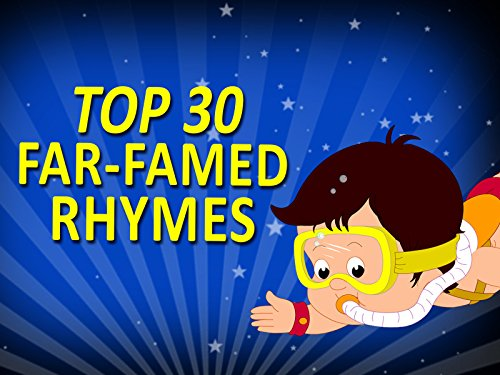 Top 30 Far-Famed Rhymes on Amazon Prime Video UK