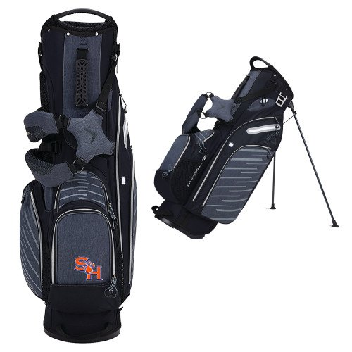 SHSU Callaway Hyper Lite 5 Black Stand Bag 'SH Paw Official Logo' by CollegeFanGear