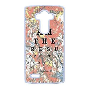 LG G4 Phone Case White The Stone Roses WE1TY731114