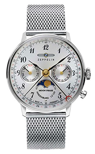 Zeppelin Ladies Watch Serie LZ129 Hindenburg 7037M-1