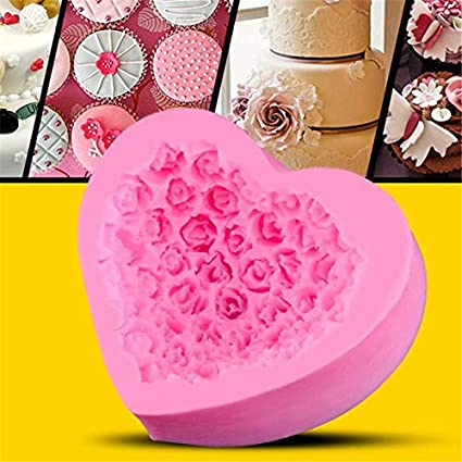 Soap Molds Frame Shape 3d Mold Silicone Soap Cake Decorating Tools Art Clay Soap Silicone Mould High Quality Goods