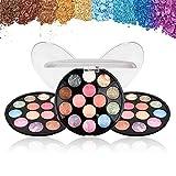 14 Colors Eye Shadow Makeup Cosmetic Shimmer Matte Eyeshadow Palette