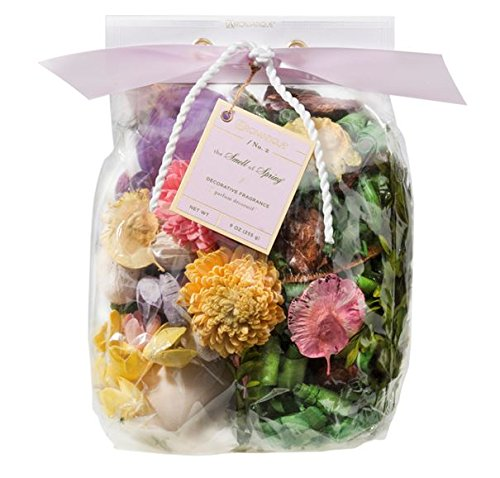Aromatique Decorative Fragrance Potpourri Bag (The Smell Of Spring, 9 oz) by Aromatique