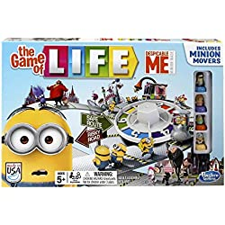 Despicable Me Minion The Game of Life