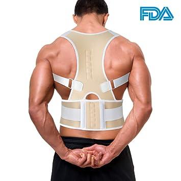 G-Smart - Corrector de espalda, magnético, ajustable, ideal para corregir la postura M: Amazon.es: Juguetes y juegos