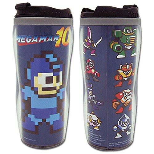 Megaman 10 : Megaman & Bosses Tumbler Mug