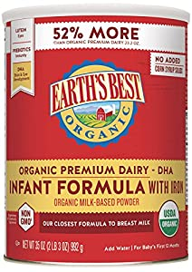 Best Formula for Breastfed Babies Reviews 2019 – Top 5 Picks 10