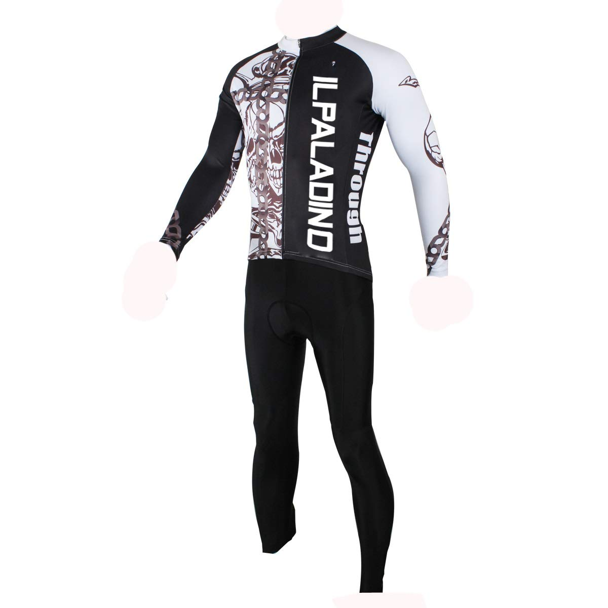 Long sleeve suit Large Jersey Short-Sleeved Suit Male Riding Equipment Comfortable and Breathable