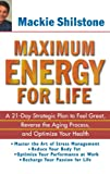 Maximum Energy for Life, MacKie Shilstone, 0471235377