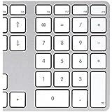 Apple MB110Z/B Argent USB (QWERTY)