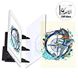 Optical Drawing Board, Sketch Wizard Tracing Drawing Board Drawing Projector Optical Painting Board Sketching Tool Idea Gift for Kids, Adults, Beginners and More