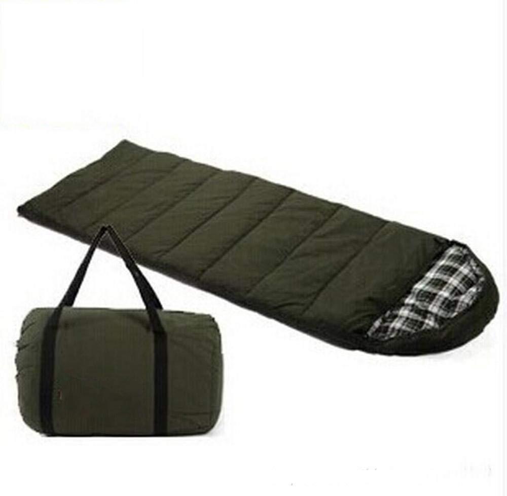 Sweety Sac de Couchage Touristique Pique-Nique Adulte déjeuner intérieure Pause Camping Dormir enveloppe Sac 235  80cm