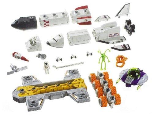 Buy matchbox mega rig space mission