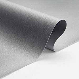 Carl's SilverScreen, Projector Screen Material, Silver, Passive 3D (2.35:1 | 53x126 | 136-in | Folded)