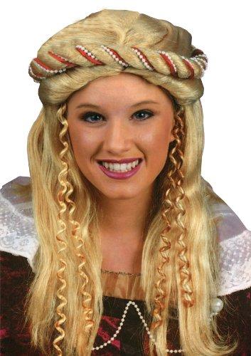 Braided Renaissance Wig (Wig Renaissance (Blonde))