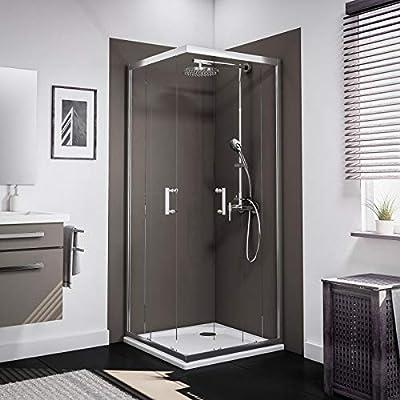 Schulte EP395514 / EP395518 Sunny - Mampara de ducha para montaje ...