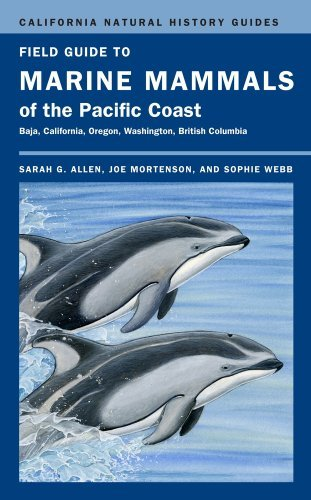 By Sarah G. Allen Field Guide to Marine Mammals of the Pacific Coast (California Natural History Guides) (First Edition, Baja, California, Or) [Paperback]