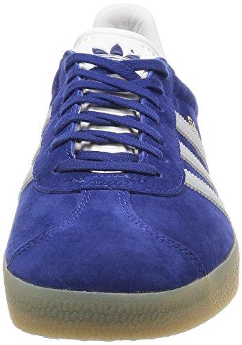 unity Sld gum Ink Scarpe Da metallic Gazelle Silver Adulto Ginnastica Blu Unisex Adidas Pq0wOSn