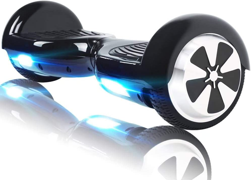 TOEU Hoverboard - Kids Super Gifts, 6.5 inch Self Balancing Electric Scooter / UK
