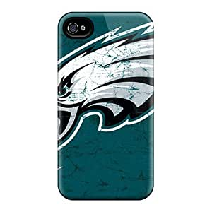 GgF6457FNhL Pollary Philadelphia Eagles Durable Iphone 4/4s Tpu Flexible Soft Case
