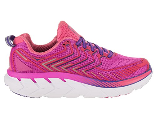 Hot Fuchsia W One One pink Pink Hoka 4 Clifton qYgAOnw