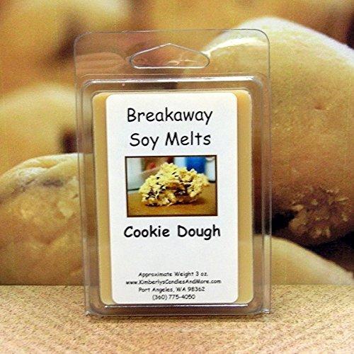 Cookie Dough Breakaway Clamshell Soy Wax Tart ()