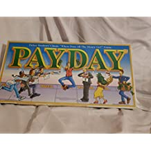 Pay day Payday 1994 Edition Board game