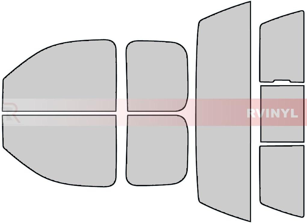 - Front Kit Rtint Window Tint Kit for Chevrolet Silverado 2007-2013 2 Door 5/%