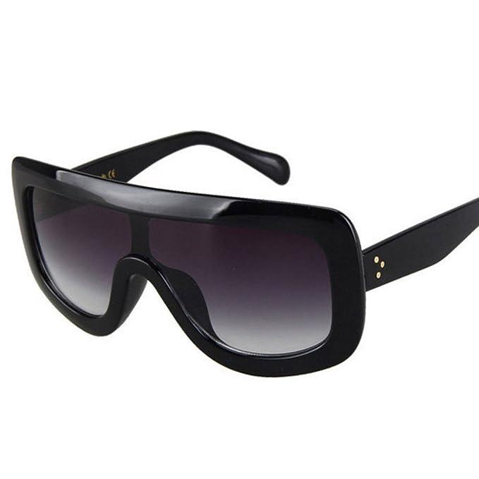 d0f7c5531fb9 Amazon.com  Oversized Celebrity Kim Kardashian Women Sunglasses Sexy ...