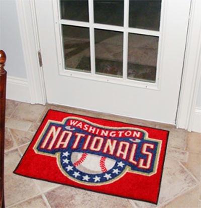 - Fan Mats Washington Nationals Starter Rug, 20