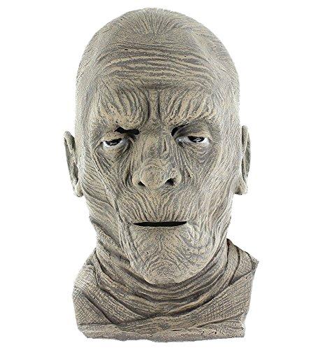 (Mummy Mask Costume Accessory)