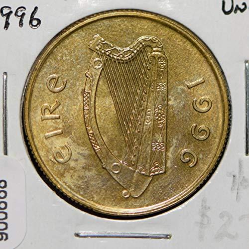 1996 IE Ireland 1996 20 Pence Horse animal 900668 DE PO-01
