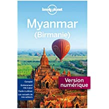 Myanmar 8ed (Guides de voyage) (French Edition)