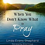 When You Don't Know What to Pray | Linda Evans Shepherd
